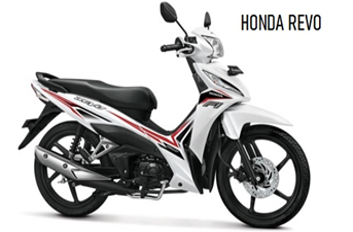 Honda Revo X FI