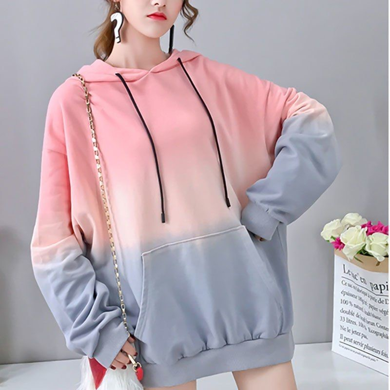 Korean Style Ombre Sweater